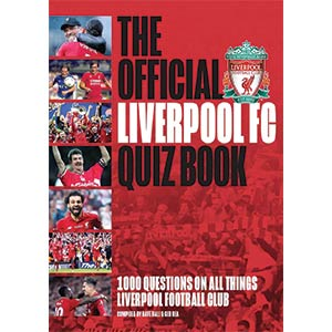 The Official Liverpool FC Quiz Book