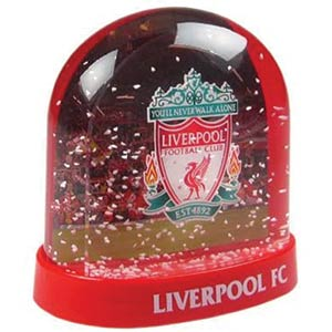 Liverpool FC Snow Dome