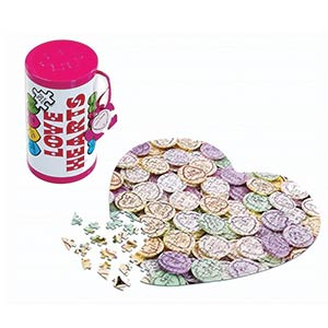 Love Hearts Jigsaw Puzzle
