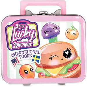 Little Lucky Lunch Box