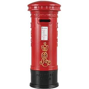 Red Mailbox Piggy Bank