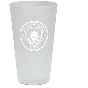 Manchester City FC Tumbler Glass