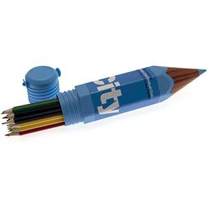 Manchester City F.C. Coloured Pencil Set