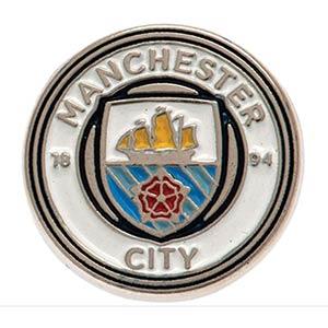 Manchester City Pin Badge