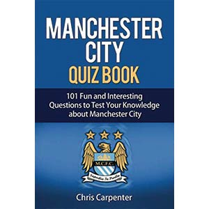 Manchester City Quiz Book