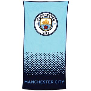 Manchester City F.C Towel