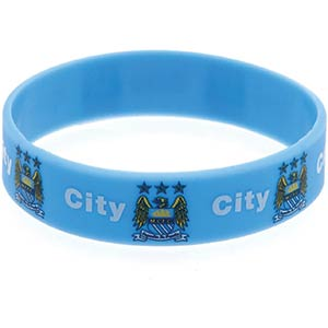Manchester City F.C Wristband