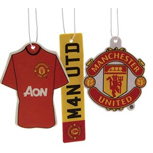 Manchester United Air Fresheners