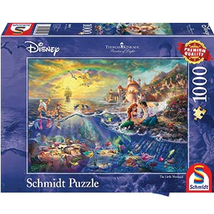 The Little Mermaid Jigsaw