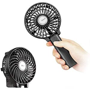 Handheld Electric USB Fan