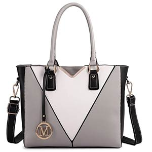 V-Shape Shoulder Handbag