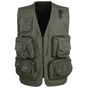 Journalist Multi Pockets Jacket
