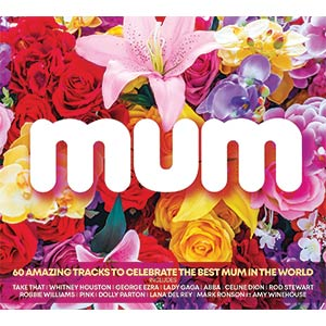 The Mum Album CD