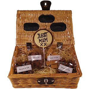 'Best Mum' Chocolate & Fudge Hamper