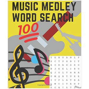 Music Medley Word Search