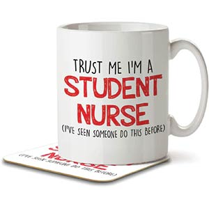 Novelty Student Nurse Mug