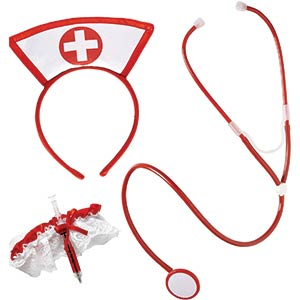 Nurse Set Hat Headware Accessory