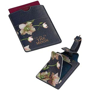 Ted Baker and Passport Set Luggage