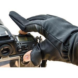Photographers' Finger Gloves