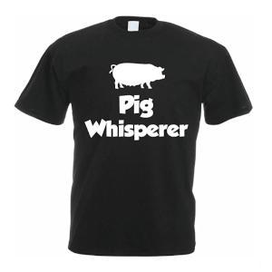 Pig Whisperer T Shirt