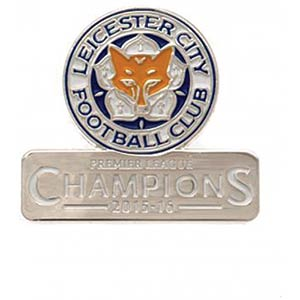 Leicester City Pin Badge