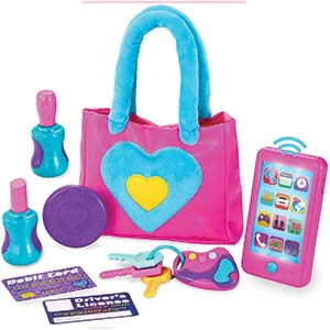 My First Purse Pretend Play