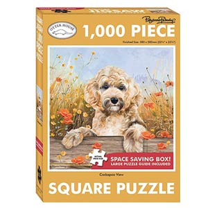 Otter House 1000 Piece Jigsaw