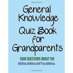 Quiz Book for Grandparents
