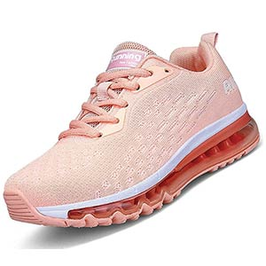 Air Cushion Shock Absorbing Jogging Trainers