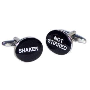 Shaken Not Stirred Cufflinks