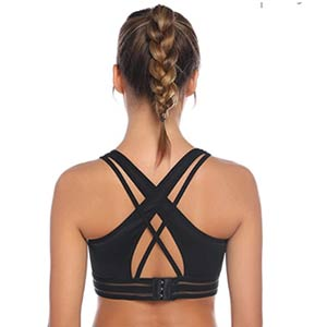Womens Sports Bra High Impact