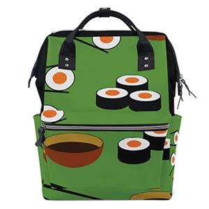 Sushi Design Diaper Bags