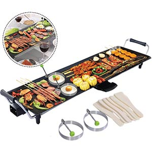 Electric Teppanyaki Table Grill
