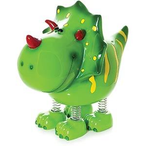 Triceratops Dinosaur Piggy Bank