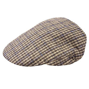 Mens Tweed Flat Caps