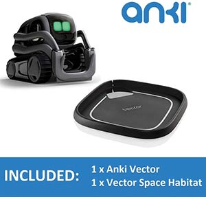 Anki Vector Robot and Vector Space Habitat