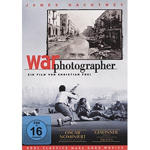War Photographer DVD