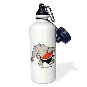 Jogging Water Bottle
