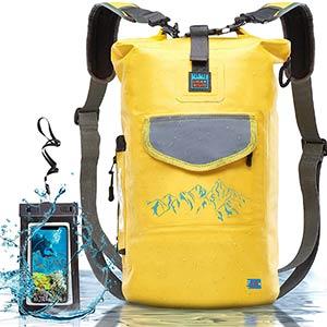 Dry Bag Backpack With Smart Waterproof Storage