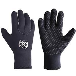 Neoprene Wetsuit Gloves