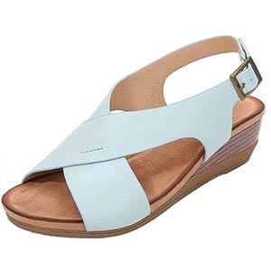 Beach Wedges Sandals