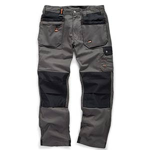 Graphite Grey Work Trousers