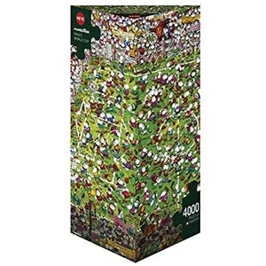 Crazy World Cup Jigsaw