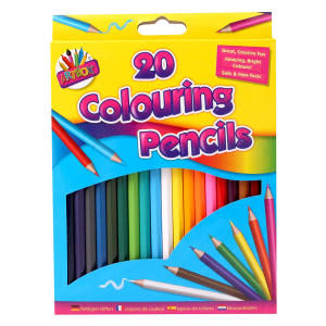 Artbox 20 Colouring Pencils