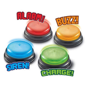 4 Sounds Answer Buzzers