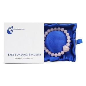 Rose Quartz Baby Bonding Bracelet