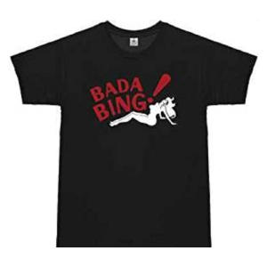 The Sopranos Bada Bing T Shirt