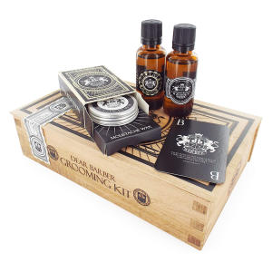 Barber Groom & Go Gift Set