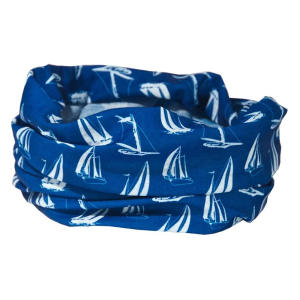Nautical Print Neck Warmer