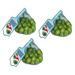 Chocolate Sprouts Triple Pack